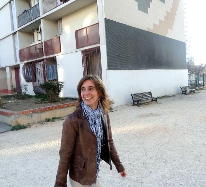 Sophie Camard Marseille La Busserine