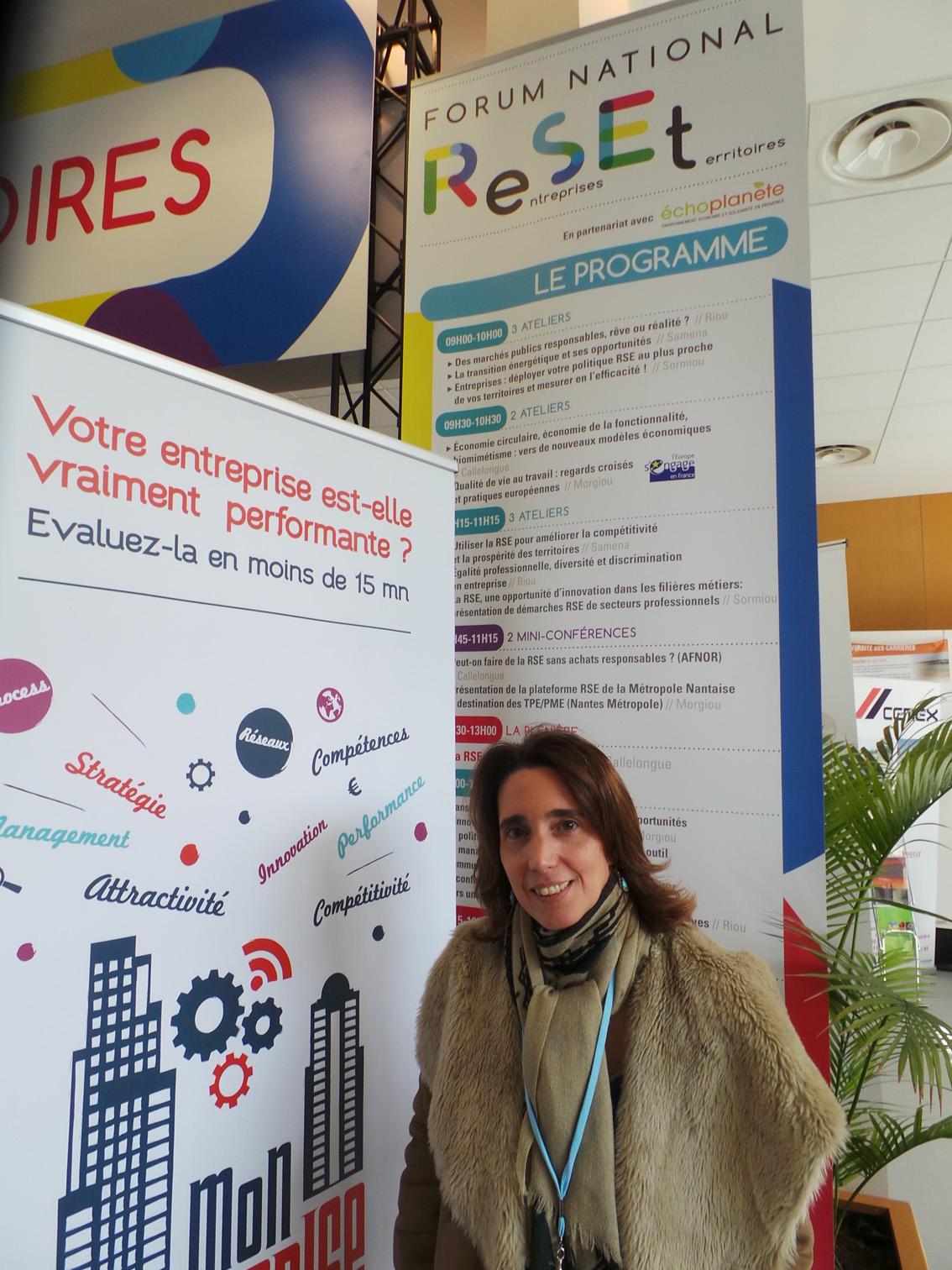 2015 Sophie 2 Forum national RSE 12 fev